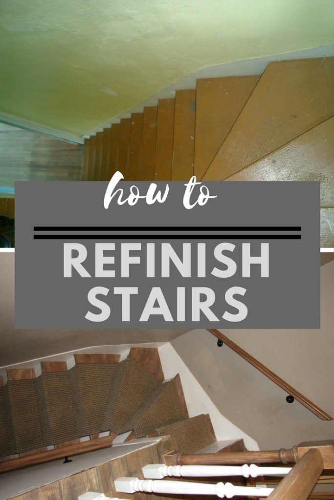 Stripping Paint U2014 A Daunting Task For Sure But Well Worth The Outcome!  These 100 Year Old Farmhouse Steps Had Gouges, Exposed Nail Heads, And  Layers Of ...