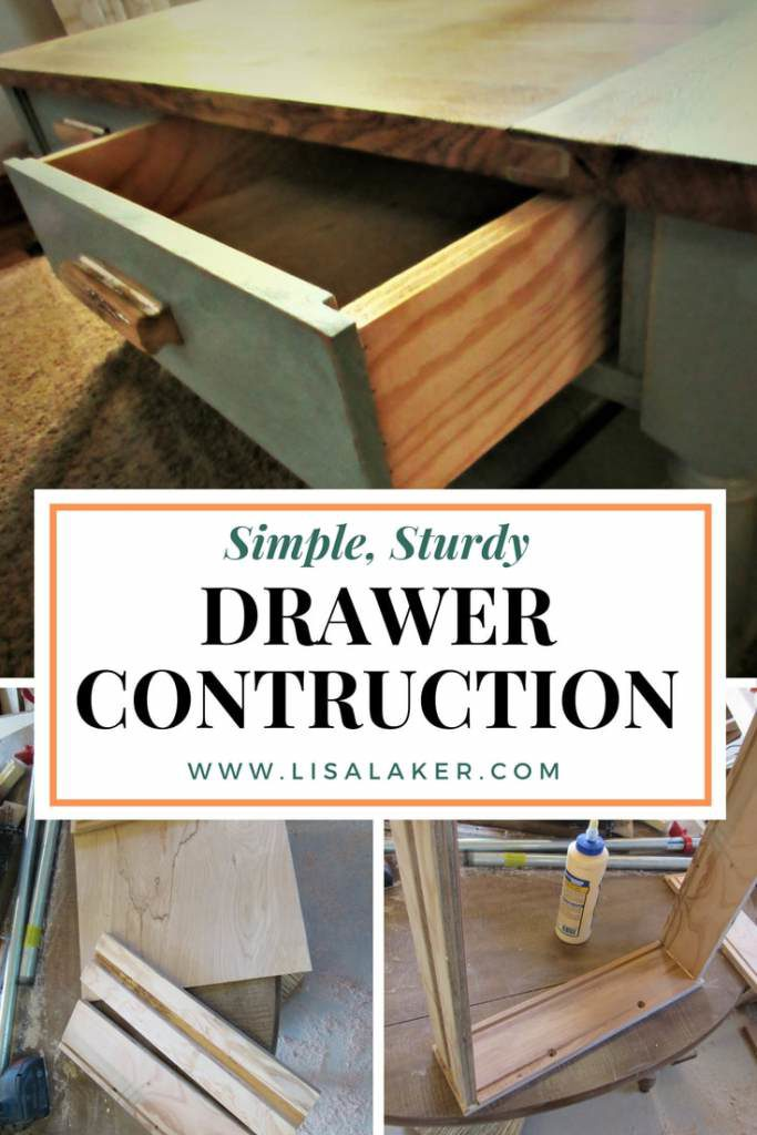 This Drawer Construction Is For Flush Inset Drawers With Bottom Wood  Guides. ***If You Are Using Metal Drawer Guides, You Must Follow The  Manufactures ...